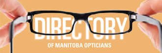 Directory of Manitoba Opticians