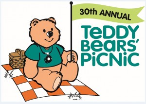 the 30th Annual Teddy Bears' Picnic